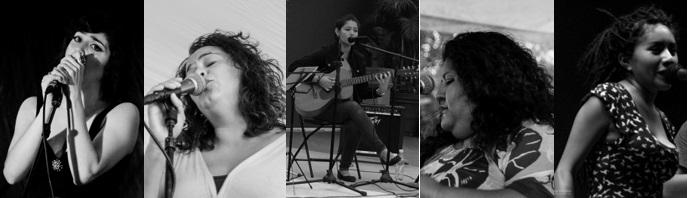Cantante mujer destacadas 2015