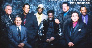 The JC Smith Band y más de vinyl