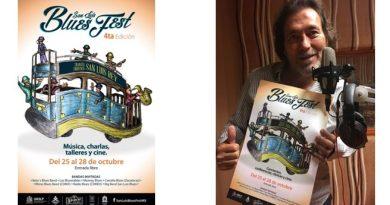 San Luis Blues Fest 2017 4ª edición