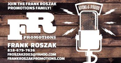 De Frank Roszak Promotions. Parte II