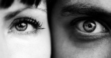 Tus ojos ya no brillan al verme