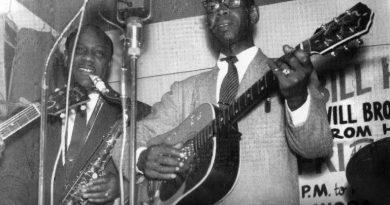 100 años del rey del slide, Elmore James