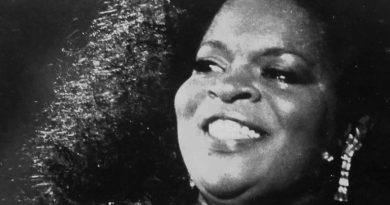 "Valerie Wellington: la breve ""reina"" del blues"
