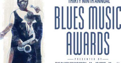 Nominados a los Blues Music Awards 2018