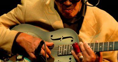 Louisiana Red, un bluesman inspirado en sus tragedias