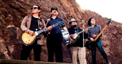 Moan Blues, banda 100% zacatecana