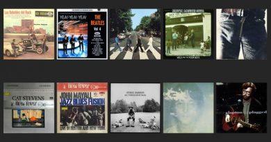 Los 10+10 discos que influyeron en mi vida. 1