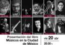 """En el Teatro Esperanza Iris con """"Músicos en la CDMX"""""""