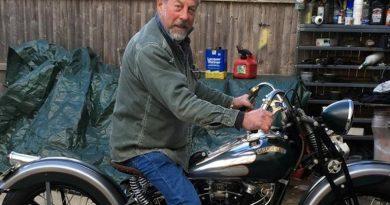 Mark Wenner, el guerrero del blues