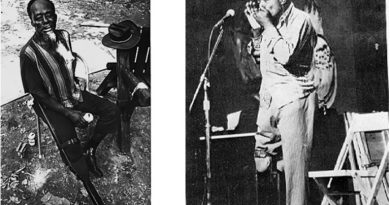 Peg Leg Sam, de comediante a bluesman
