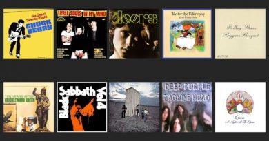 Los 10+10 discos que influyeron en mi vida. 2