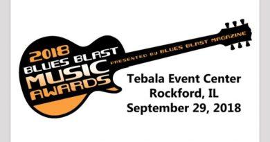 Los nominados de los Blues Blast Music Awards 2018