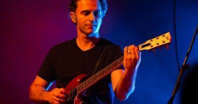 Dweezil Zappa: el blues de Euclides