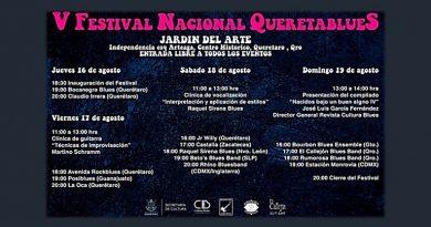 V Festival Nacional Queretablues