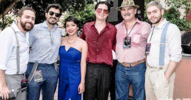 Bourbon Blues Ensemble, blues con un giro