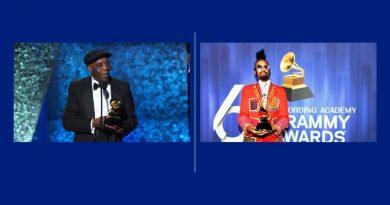 Ganadores de Blues en los Grammy's 2019