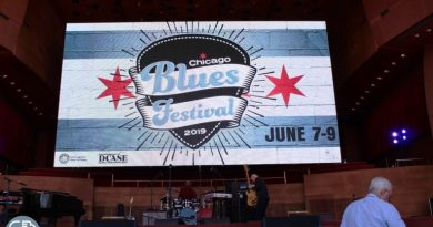 36º Festival de Blues de Chicago
