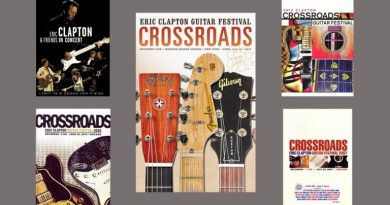 Crossroads Guitar Festival. Los videos