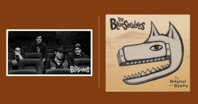 Los Blueserables: El Nahual del Blues