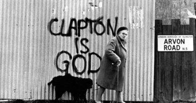 """Eric Clapton, en la """"Presencia del Señor"""""""