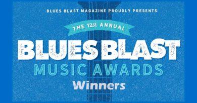 Ganadores de los Blues Blast Music Awards 2019