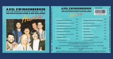 Axel Zwingenberger, Heat It Up!