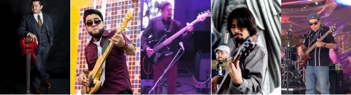 Bajistas destacados 2015