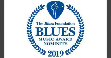 Nominados a los Blues Music Awards 2019