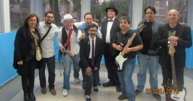 Feliz aniversario, amigos de Cultura Blues