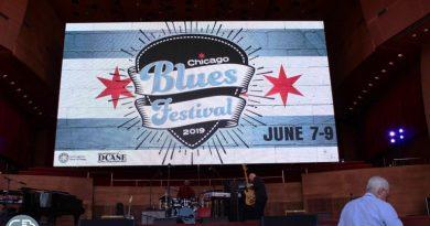 36º Festival de Blues de Chicago