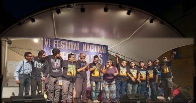 En el VI Festival Nacional Queretablues