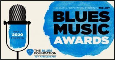 Nominados a los Blues Music Awards 2020