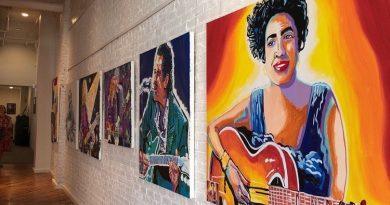 Mujeres en el Salón de la Fama del Blues – I