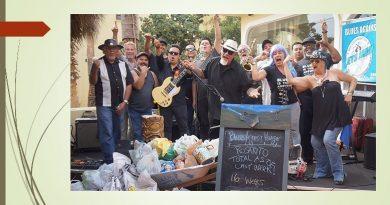 Miguel Korsa: Blues Contra el Hambre
