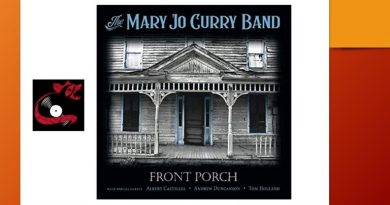 The Mary Jo Curry Band: Front Porch
