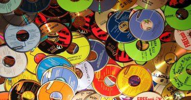 ¡Discos, discos y más discos!