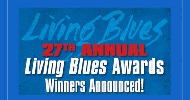 Ganadores de los Living Blues Awards