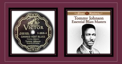 Grabaciones de Blues Clásico en el Salón de la Fama 74