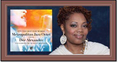 Metropolitan Jazz Octet con Dee Alexander