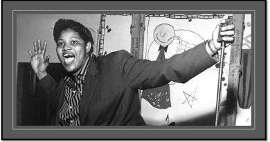 """Big Mama"" Thornton 1926-1984"