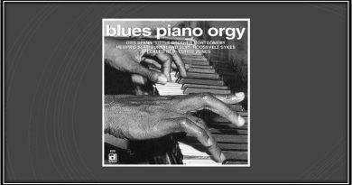 Blues piano orgy