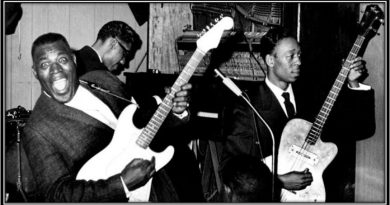 Blues Underground, Blues Clandestino