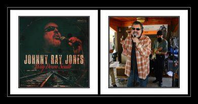 Johnny Ray Jones: Way Down South