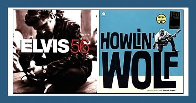 De Rock & Roll y Blues: dos vinyles